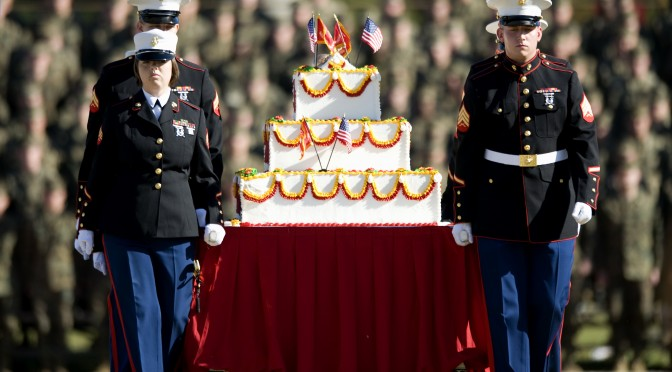 Happy 240th Birthday United States Marines