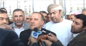Iranian scientist Mojtaba Atarodi is released in April after being arrested in the U.S.