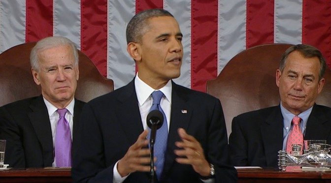 SOTU 2015, His Illness