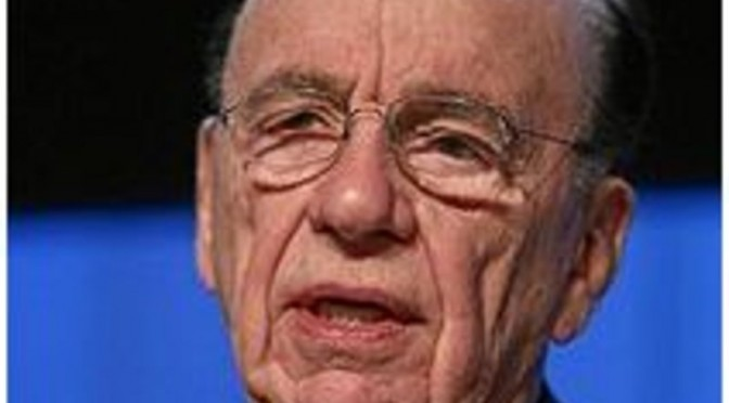 Did Murdoch Cave To Obama?